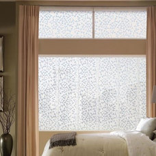Contemporary Roller Shades by Accent Window Fashions LLC