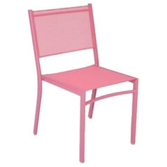 patio furniture and outdoor furniture Fermob Costa Stacking Chair
