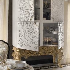 Eclectic Wine And Bar Cabinets by COLECCION ALEXANDRA