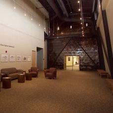 Modern Hall by HERMOGENO DESIGNS