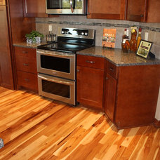 traditional wood flooring by Schmidt Custom Floors Inc