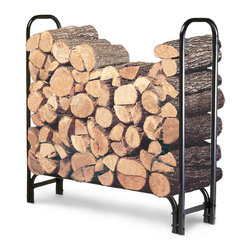 Landmann - 4' Log Rack (32Mm Tube And 1.0Mm Thickness) - -Heavy duty steel construction