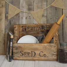 Farmhouse Home Decor by Little Red Hen & Co.