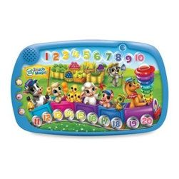 Leap Frog - LeapFrog Touch Magic Counting Train - Little touches and big learning will happen when you child gets a hold of this train. Let your child get aboard for nonstop number fun and early vocabulary with their farm friends.