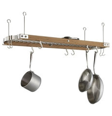 pot racks by Rebekah Zaveloff