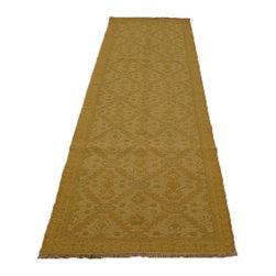 1800GetARug - Flat Weave Runner Soft Colors Soumak Hand Woven Sh7098 - About Flat Weave