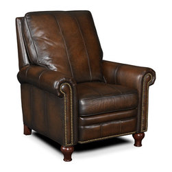 Hooker Furniture - Recliner - Finish: Dark Walnut