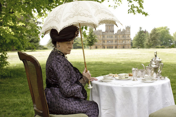 Downton Abbey: Violet, Dowager Countess of Grantham