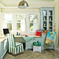 Traditional  Home Office Inspiration