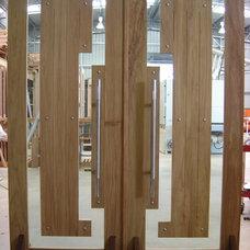 Modern Front Doors by The Door Keeper