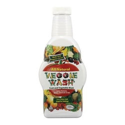 Citrus Magic All Natural Fruit And Vegetable Wash- Soaker Bottle - 32 Fl Oz - Citrus Magic All Natural Fruit and Vegetable Wash- Soaker Bottle Description:
