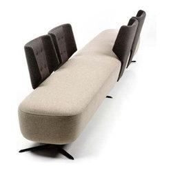 Estel - Embrace Bench   Estel - Design by Jorge Pensi.