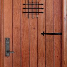 Mediterranean Front Doors by Homestead Doors, Inc.