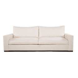 """Madrid 90"""" Sofa - Clean - comfy - seating. Enjoy the Madrid with its ability to host many or just yourself. Simplistic lines are a sure fit to any room."""
