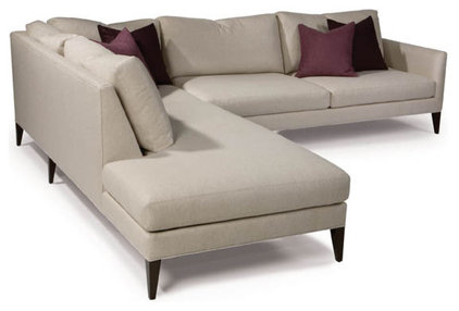 Contemporary Sectional Sofas by Thayer Coggin