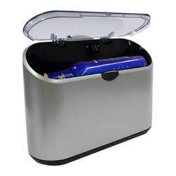 Beverage cooler ( Bottle not included ) - Get the party started with ice cold cans and bottles that you chill in minutes!