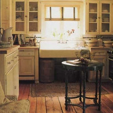 Eclectic Kitchen Elegance & Decay