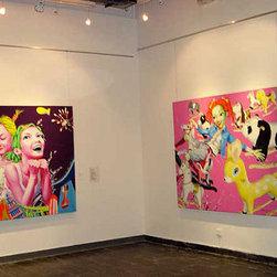 Systematic Art Inc. - galleryhangingsystem/SystematicArt.jpg - Gallery Art hanging System: