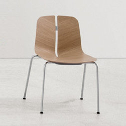 LaPalma - LaPalma   Link Dining Chair - Design by Hee Welling, 2012.
