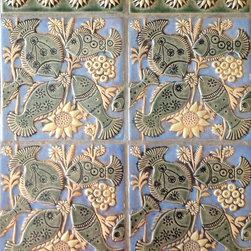 Anima Ceramics - Anima Ceramic Designs - We carry custom tiles by Anima Ceramics.