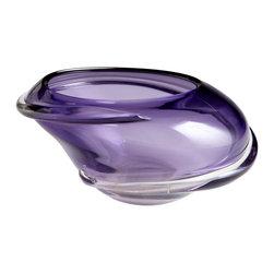 Cyan Design - Cyan Design 06098 Aloft Swirl Contemporary Vase - Small - Cyan Design 06098 Aloft Swirl Contemporary Vase - Small