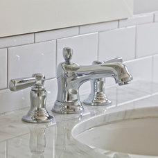 Transitional Bathroom Faucets And Showerheads by Ridgewater Homes Inc