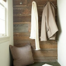 put in bathroom for towels