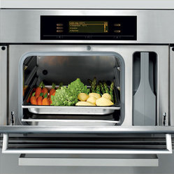 Steam Oven With Convection Steam Cooking