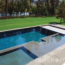 Contemporary Hot Tub And Pool Supplies by Cover-Pools