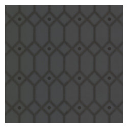 Eijffinger - Black Ironwork Wallpaper - Bold geometrics create an ironwork-inspired pattern that is super stately on your wall. This unpasted, nonwoven material wallpaper was made in the Netherlands, and is built to last. This versatile roll gives you plenty of square feet of washable, strippable, handsome paper.