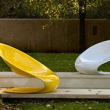 Contemporary Outdoor Chairs by OWO