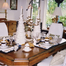 Traditional Dining Room Frenchflair