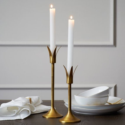 Traditional Candles And Candle Holders by West Elm