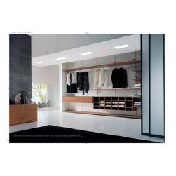 Modern wardrobes - armoires - Italian furniture - Walk in closets, bedroom furniture, Italian designer closets . To get more information about this product please call Momentoitalia by CGS Group Inc  at 212 366 1777 or visit www.momentoitalia.com