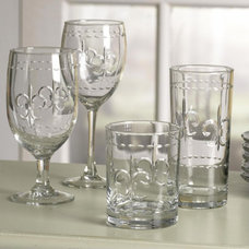 Traditional Everyday Glassware by Ballard Designs