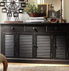 traditional buffets and sideboards by Pottery Barn