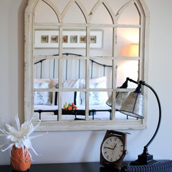 Shop Mirrors That Look Like Windows Products On Houzz
