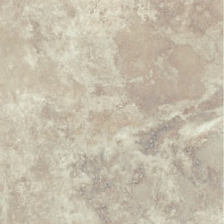 "Rome Collection Imperial Rome - Like walking the ancient streets of Italy, the timeless beauty of Antique Rome provides tumbled edges, while Imperial Rome provides a modern take on a classic stone. This high-tech porcelain collection offers four modular sizes including 24""X48"" in addition to trim and mosaic pieces."