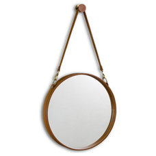 Contemporary Wall Mirrors by Interlude