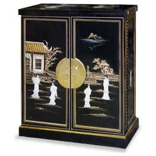 Asian Storage Units And Cabinets by Beth Connolly