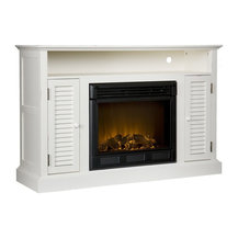 Console Electric Fireplace Fireplaces: Find Unique Fireplace Designs Online