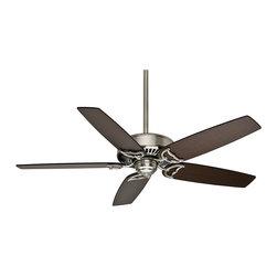 Casablanca Fan - Casablanca Fan 55028 Panama Control Brushed Nickel Ceiling Fan - Casablanca Fan 55028 Panama Control Brushed Nickel Ceiling Fan
