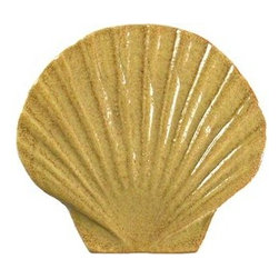 Glass Tile Oasis - Seashell Pool Accents Cream/Beige Pool Glossy Ceramic - We offer six lines of in-stock designs ready for immediate delivery including: The Aquatic Line, The Shadow Line, The Hang 10 Line, The Medallion Line, The Garden Line and The Peanuts Line. All of the mosaics are frost proof maintenance free and guaranteed for life. Our Aquatic Line includes: mosaic dolphins, mosaic turtles, mosaic tropical and sport fish, mosaic crabs and lobsters, mosaic mermaids, and other mosaic sea creatures such as starfish, octopus, sandollars, sailfish, marlin and sharks. For added three dimensional realism, the Shadow Line must be seen to be believed. Our Garden Line features mosaic geckos, mosaic hibiscus, mosaic palm tree, mosaic sun, mosaic parrot and many more. Put Snoopy and the gang in your pool or bathroom with the Peanuts Line. Hang Ten line is a beach and surfing themed line featuring mosaic flip flops, mosaic bikini, mosaic board shorts, mosaic footprints and much more. Select the centerpiece of your new pool from the Medallion Line featuring classic design elements such as Greek key and wave elements in elegant medallion mosaic designs.