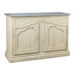 Lillian August - Gerard Pantry Cabinet - W56.5 D20.5 H38 in.