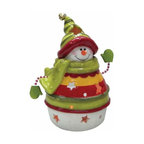 WL - Smiling Holiday Snowman with Star Design Tea Light Candle Holder - This gorgeous Smiling Holiday Snowman with Star Design Tea Light Candle Holder has the finest details and highest quality you will find anywhere! Smiling Holiday Snowman with Star Design Tea Light Candle Holder is truly remarkable.