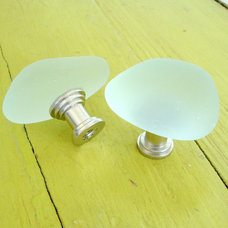 Transitional Cabinet And Drawer Knobs by BeachyRustica