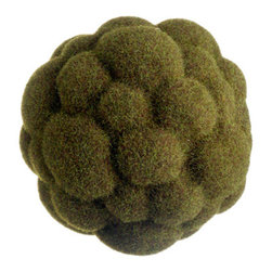 Silk Plants Direct - Silk Plants Direct Moss Ball (Pack of 4) - Pack of 4. Silk Plants Direct specializes in manufacturing, design and supply of the most life-like, premium quality artificial plants, trees, flowers, arrangements, topiaries and containers for home, office and commercial use. Our Moss Ball includes the following: