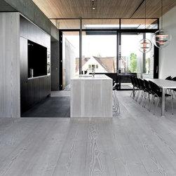Hardwood Floors -