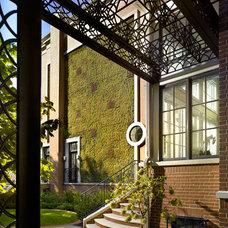 Modern Exterior by LG Construction + Development