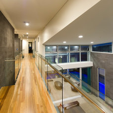 Contemporary  by Austral Masonry